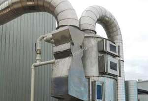 Polex Environmental Engineering Scrubbers for Polluted Air
