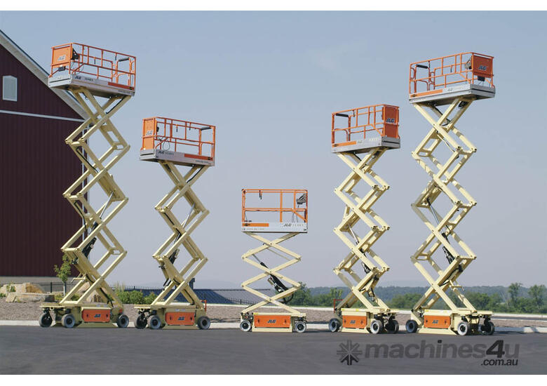 2632ES Electric Scissor Lifts