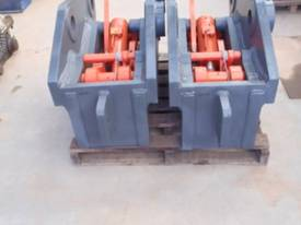 Quickhitch 45Ton Double Locking HE Suit ZX300 - picture0' - Click to enlarge