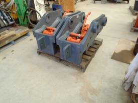 Quickhitch 45Ton Double Locking HE Suit ZX300 - picture7' - Click to enlarge