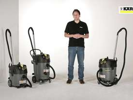 Karcher NT 45/1 Wet & Dry Vac - picture1' - Click to enlarge