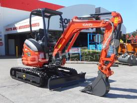 U25 ZAPII 2.2 Ton MINI Excavator Expandable tracks - picture0' - Click to enlarge