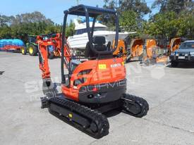 U25 ZAPII 2.2 Ton MINI Excavator Expandable tracks - picture2' - Click to enlarge
