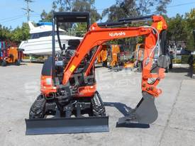 U25 ZAPII 2.2 Ton MINI Excavator Expandable tracks - picture7' - Click to enlarge