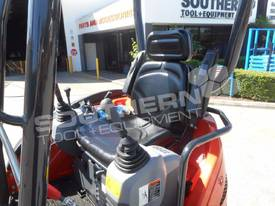 U25 ZAPII 2.2 Ton MINI Excavator Expandable tracks - picture10' - Click to enlarge