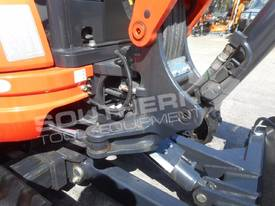 U25 ZAPII 2.2 Ton MINI Excavator Expandable tracks - picture12' - Click to enlarge