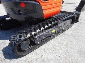 U25 ZAPII 2.2 Ton MINI Excavator Expandable tracks - picture13' - Click to enlarge