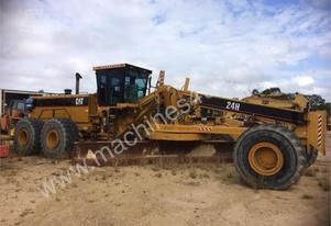 Caterpillar GRADER CAT 24H