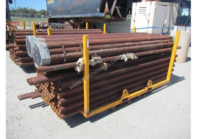 Used Na Racking/Shelving/Storage for sale - NA Assorted Drill Rods 5 X ...
