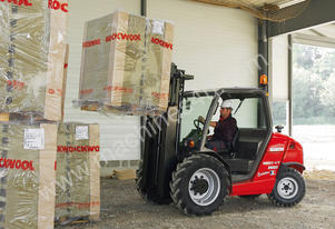 MANITOU MH25-4T K SERIES MASTED FORKLIFT
