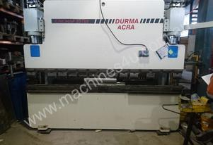 Durma CNCHAP 30160 press brake