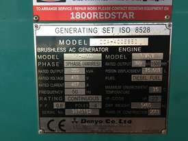 Denyo 350KVA Prime Power Gen Set - picture6' - Click to enlarge