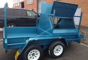 New Tradesman Trailer Half Top