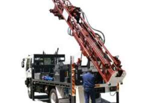 Hydrapower Scout Mark V Drill Rig