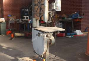 3 phase heavy duty Metal Plastic Wood bandsaw