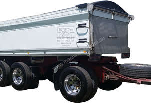 Tri Axle Super Dog Tipper, very tidy, Call EMUS NQ