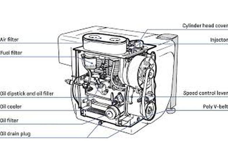 hatz engine diagram