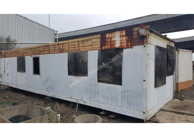 Site Office Sheds