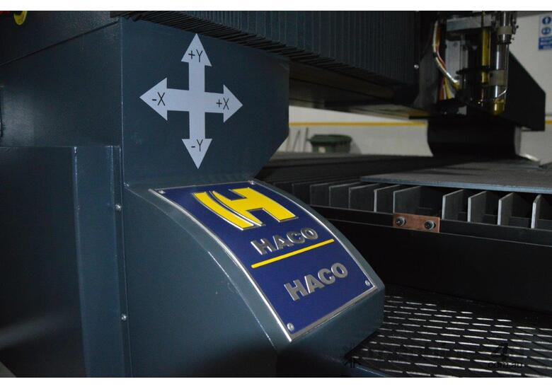 Haco Raptor CNC Plasma Cutting Machine