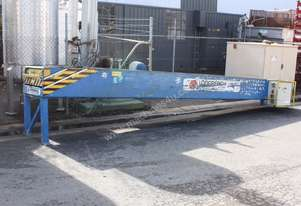 Longreach Telescopic Belt Conveyor extendable