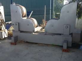 Methods 40,000T Pipe Rotator and Idler - picture0' - Click to enlarge