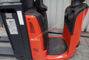 Used Forklift: N20 Genuine Pre-owned Linde 2t