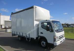 Mitsubishi Canter 615 Curtainsider Truck