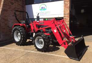 New Mahindra 6030 with Loader and 4 in 1 bucket