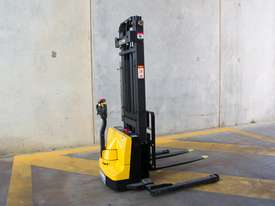 Liftsmart LS10 Electric Walkie Stacker - picture3' - Click to enlarge