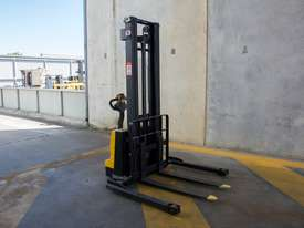 Liftsmart LS10 Electric Walkie Stacker - picture6' - Click to enlarge