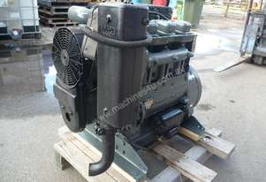 HATZ 40HP AIR COOLED DIESEL ENGINE