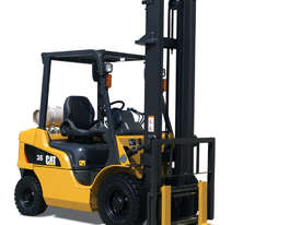 Caterpillar 3.5 Tonne LPG Counterbalance Forklift - picture0' - Click to enlarge