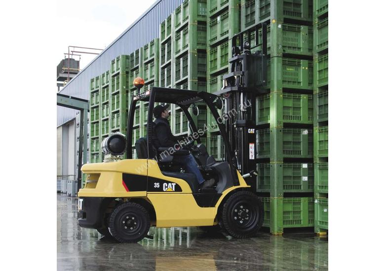 New Caterpillar GP35N Counterbalance Forklift in WELSHPOOL, WA