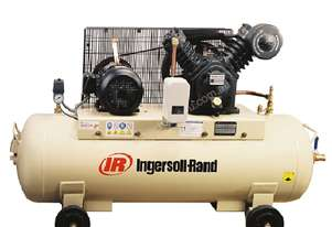 Ingersoll Rand 2475K5/8: 5.5hp 17.4cfm 8 Bar Reciprocating Air Compressor with 150L Tank