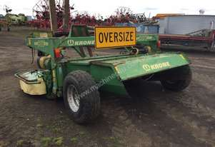 Krone EC3200CV Mower Conditioner Hay/Forage Equip