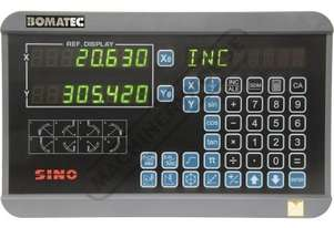 XH-2 2-Axis Digital Readout Counter - 5µm  Suits Lathes & Mills