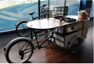 STREET FOOD TRICYCLE - GO WHERE CUSTOMERS ARE !!!