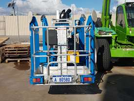 Genie TZ50 DS Hybrid Trailer Mounted Boom Lift - picture4' - Click to enlarge
