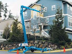Genie TZ50 DS Hybrid Trailer Mounted Boom Lift - picture11' - Click to enlarge