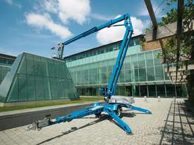 Genie TZ50 DS Hybrid Trailer Mounted Boom Lift - picture13' - Click to enlarge