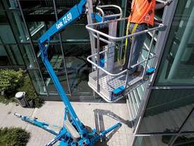 Genie TZ50 DS Hybrid Trailer Mounted Boom Lift - picture18' - Click to enlarge
