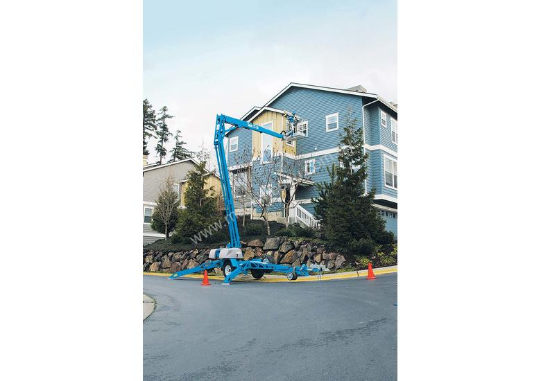 Genie TZ50 DS Hybrid Trailer Mounted Boom Lift