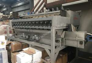 As new weigher and bagger for food and non food products