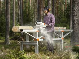 LOGOSOL F2 Chainsaw Mill. - picture4' - Click to enlarge