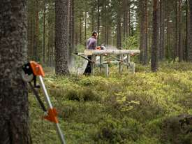 LOGOSOL F2 Chainsaw Mill. - picture9' - Click to enlarge