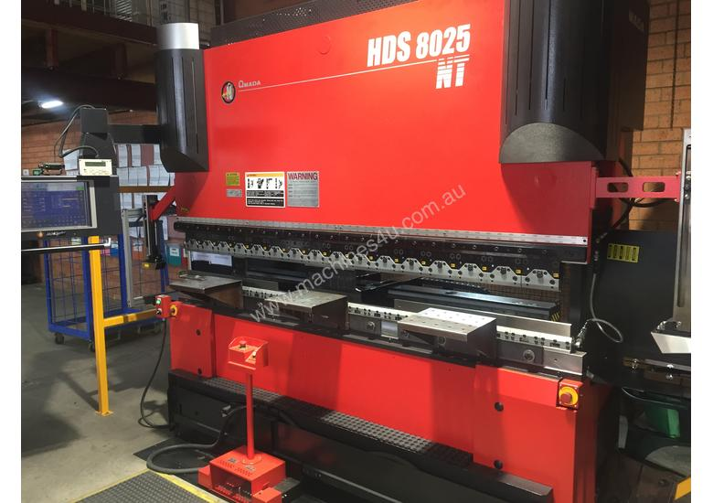 Used Amada HDS CNC Press Brakes in , - Sold on Machines4u