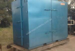 Welding - drying / heating oven