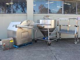Bin Mixing System - picture14' - Click to enlarge