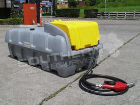 400L Diesel Fuel Tank Fuel Storage Unit 12V Italian pump TFPOLYDD - picture2' - Click to enlarge