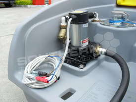 400L Diesel Fuel Tank Fuel Storage Unit 12V Italian pump TFPOLYDD - picture9' - Click to enlarge
